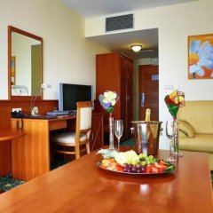PRIMAVERA Hotel & Congress centre Пльзень в номере