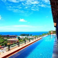 Отель Sea and Sky 2 Karon Beach by PHR бассейн фото 3
