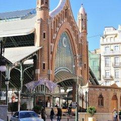 Отель Apartamentos Travel Habitat Mercado de Colon Валенсия городской автобус