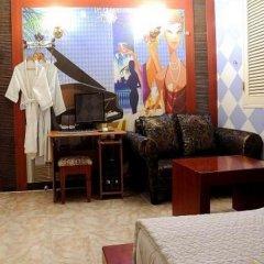 Отель Two Heart Hotel Южная Корея, Тэгу - отзывы, цены и фото номеров - забронировать отель Two Heart Hotel онлайн интерьер отеля