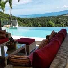 Отель Villa Orchid Tree Samui Самуи бассейн