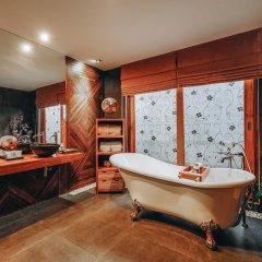 Отель Tango Luxe Beach Villa Samui Таиланд, Самуи - 1 отзыв об отеле, цены и фото номеров - забронировать отель Tango Luxe Beach Villa Samui онлайн ванная фото 2