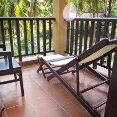 Отель Seahorse Resort & Spa балкон