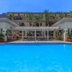 Отель Luxury Suite in Downtown Los Angeles бассейн фото 3