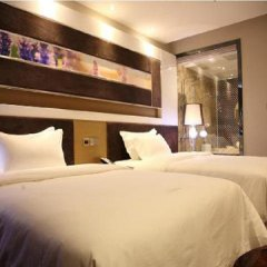 Lavande Hotel Jian Train Station Branch комната для гостей фото 3