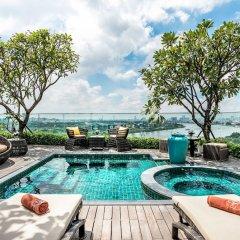 Silverland Jolie Hotel & Spa бассейн фото 2