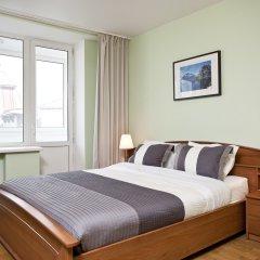 Апартаменты Moscow Suites Apartments Тверская комната для гостей