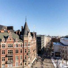 Отель Marski by Scandic балкон