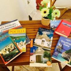 Отель Trulli Vacanze in Puglia Италия, Альберобелло - отзывы, цены и фото номеров - забронировать отель Trulli Vacanze in Puglia онлайн развлечения