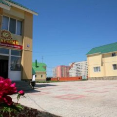 Hotel Complex Solnechny парковка