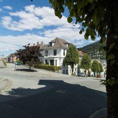Hotel Park Bergen Берген парковка
