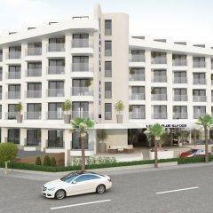 Lalila Blue Hotel By Blue Bay Platinum Мармарис парковка