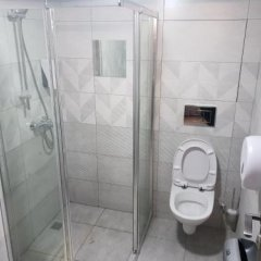 4U Capsule Hotel ванная