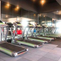 Отель Amena Residences & Suites фитнесс-зал фото 3