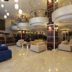 Verda Hotel интерьер отеля