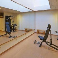 Отель NH Porta Barcelona фитнесс-зал фото 3