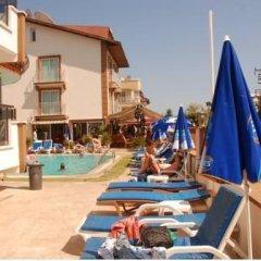 Saffron Apartments Турция, Мармарис - отзывы, цены и фото номеров - забронировать отель Saffron Apartments онлайн бассейн