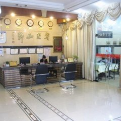 Wuhan Jiuzhou Hotel интерьер отеля
