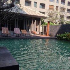 Отель Seed Siam Memories Condominium Бангкок бассейн фото 3