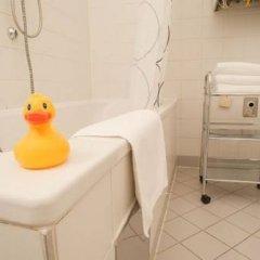Отель Vienna Apartment Center Zentrum II Австрия, Вена - отзывы, цены и фото номеров - забронировать отель Vienna Apartment Center Zentrum II онлайн ванная