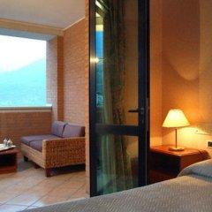 Отель Hostellerie Du Cheval Blanc Аоста балкон