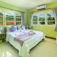 Отель Вилла Adelle Bang Tao пляж Банг-Тао комната для гостей фото 3