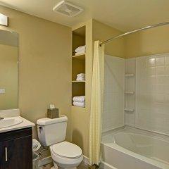 Отель Wilshire La Brea США, Лос-Анджелес - отзывы, цены и фото номеров - забронировать отель Wilshire La Brea онлайн ванная