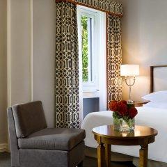 Отель Sheraton Diana Majestic комната для гостей фото 3