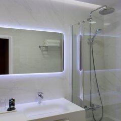 Отель Lutecia Smart Design Hotel Португалия, Лиссабон - 2 отзыва об отеле, цены и фото номеров - забронировать отель Lutecia Smart Design Hotel онлайн ванная фото 2