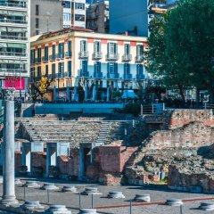 Отель Orestias Kastorias балкон
