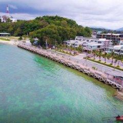 Отель The Pixel Cape Panwa Beach Таиланд, Пхукет - отзывы, цены и фото номеров - забронировать отель The Pixel Cape Panwa Beach онлайн пляж фото 2