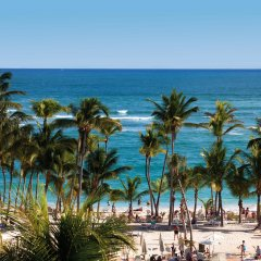 Отель Riu Palace Bavaro All Inclusive пляж