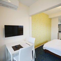 Отель Residence Hakata 11 Хаката удобства в номере