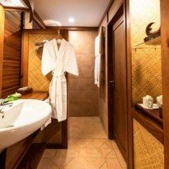 Отель Nuku Hiva Keikahanui Pearl Lodge ванная