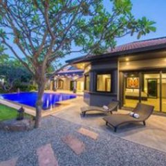 Отель Villa Diamond Pattaya фото 5