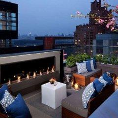 Отель 6 Columbus Central Park a Sixty Hotel США, Нью-Йорк - отзывы, цены и фото номеров - забронировать отель 6 Columbus Central Park a Sixty Hotel онлайн бассейн