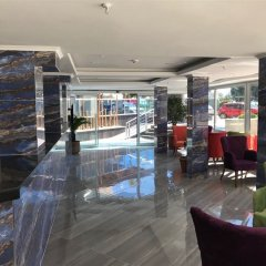 Arsi Enfi City Beach Hotel интерьер отеля