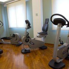 Hotel Sporting Cologno фитнесс-зал