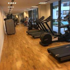 Отель DHH - Al Wasl 10 фитнесс-зал