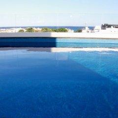 Отель Xcala Illusion Express Мексика, Плая-дель-Кармен - отзывы, цены и фото номеров - забронировать отель Xcala Illusion Express онлайн бассейн