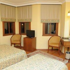 Отель Yusuf Pasa Konagi Стамбул комната для гостей фото 5