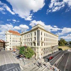 Отель Barcelo Brno Palace Брно парковка