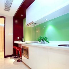 Xuanlong Apartment Hotel ванная