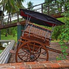 Отель Crown Monarch Diyamankada Nature Resort фото 4