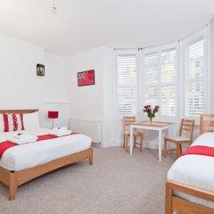 Отель Hamptons Brighton Великобритания, Кемптаун - отзывы, цены и фото номеров - забронировать отель Hamptons Brighton онлайн детские мероприятия