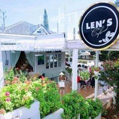 Lens Mini Hotel Далат питание