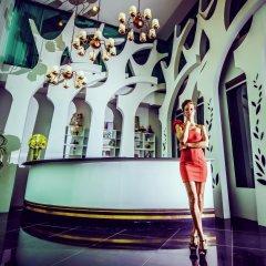 Отель Raha Gold Residence Patong фитнесс-зал