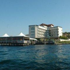 Club Rose Bay Hotel Турция, Helvaci - отзывы, цены и фото номеров - забронировать отель Club Rose Bay Hotel онлайн приотельная территория