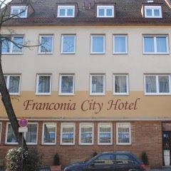 Отель Franconia City Hotel Германия, Нюрнберг - отзывы, цены и фото номеров - забронировать отель Franconia City Hotel онлайн парковка