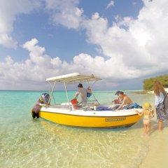 Отель Casadana Thulusdhoo Остров Гасфинолу приотельная территория
